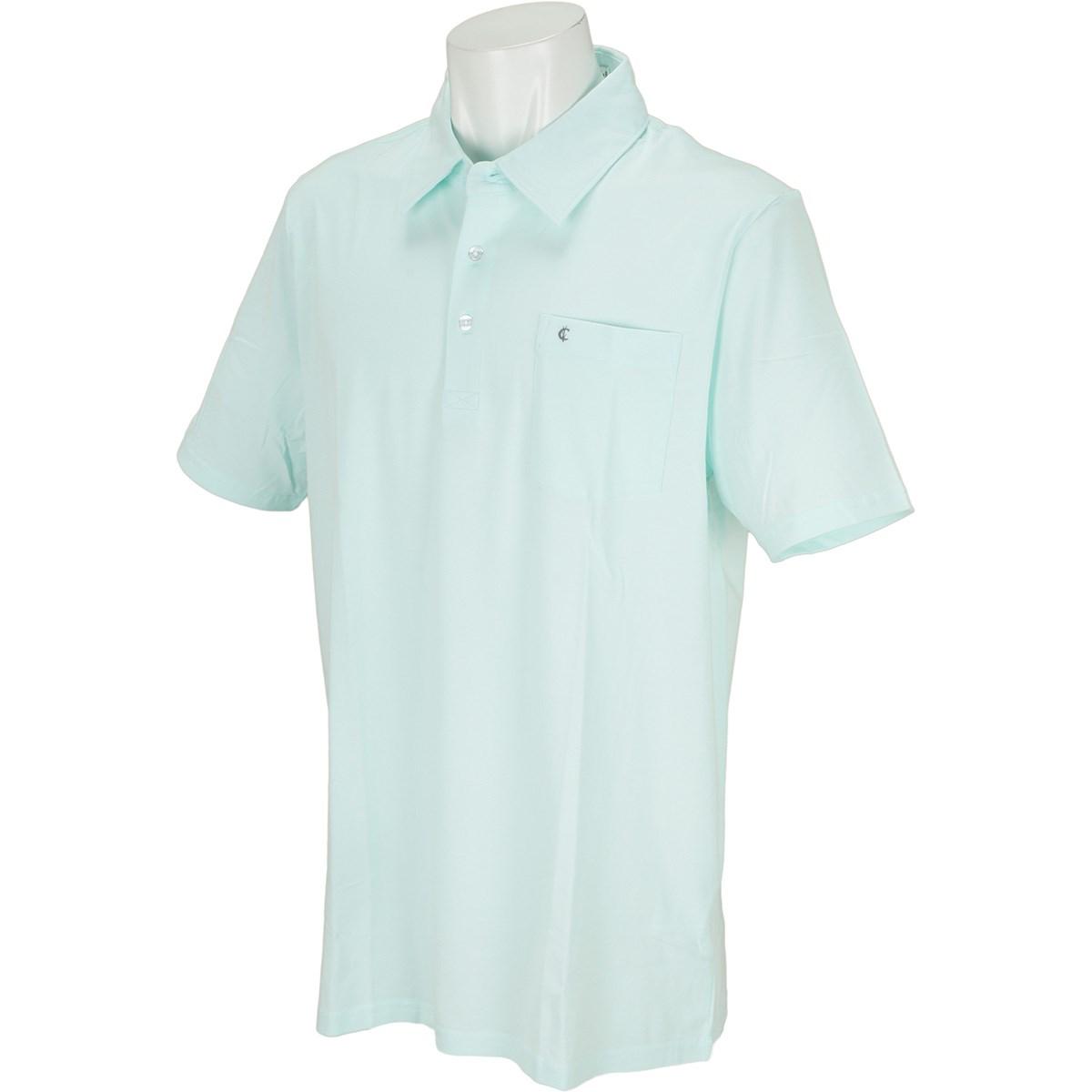 クリケット ピーマストレッチレンジ 半袖ポロシャツ