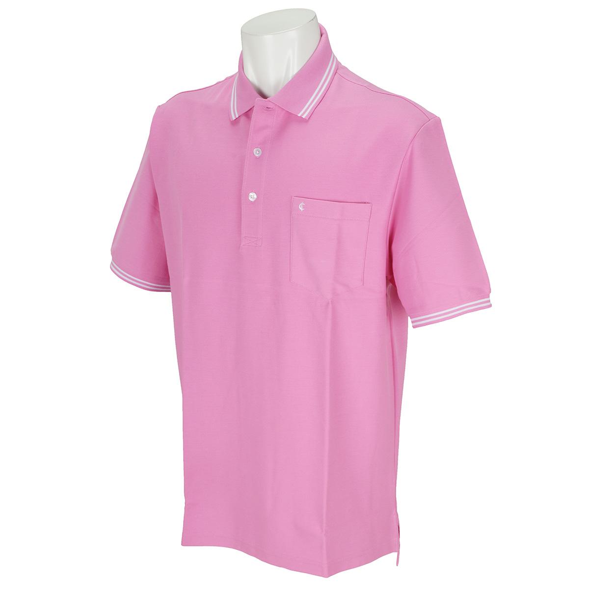 クラブ半袖ポロシャツ