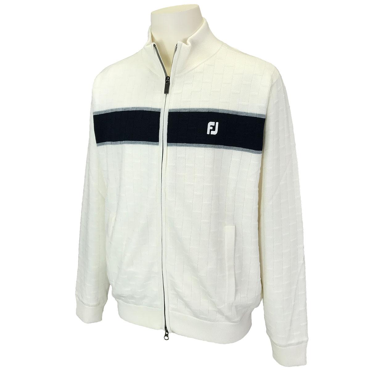 防風フルジップセータージャケット