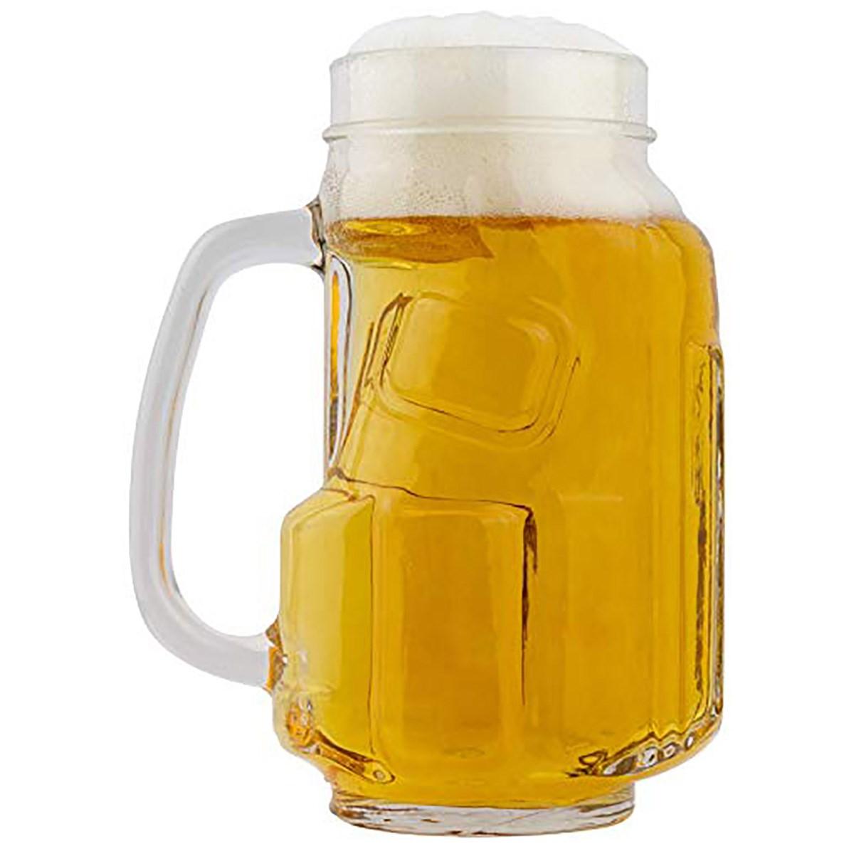 ホクシン交易 ゴルフバッグビールマグ クリア