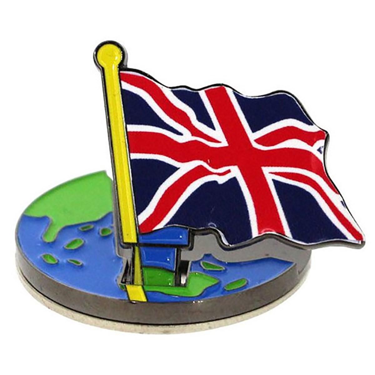 ホクシン交易 フラッグ 直立マーカー フラッグB/イギリス メンズ ゴルフ