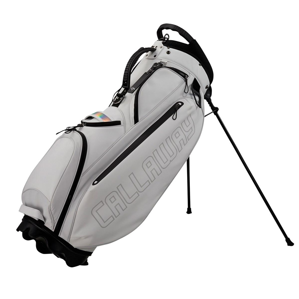 キャロウェイゴルフ Callaway Golf SPL-III スタンドキャディバッグ JM ホワイト