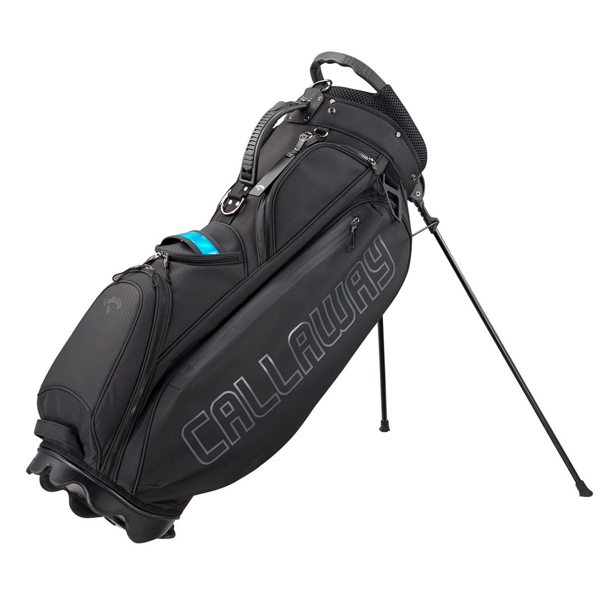 キャロウェイゴルフ Callaway Golf SPL-III スタンドキャディバッグ JM ブラック