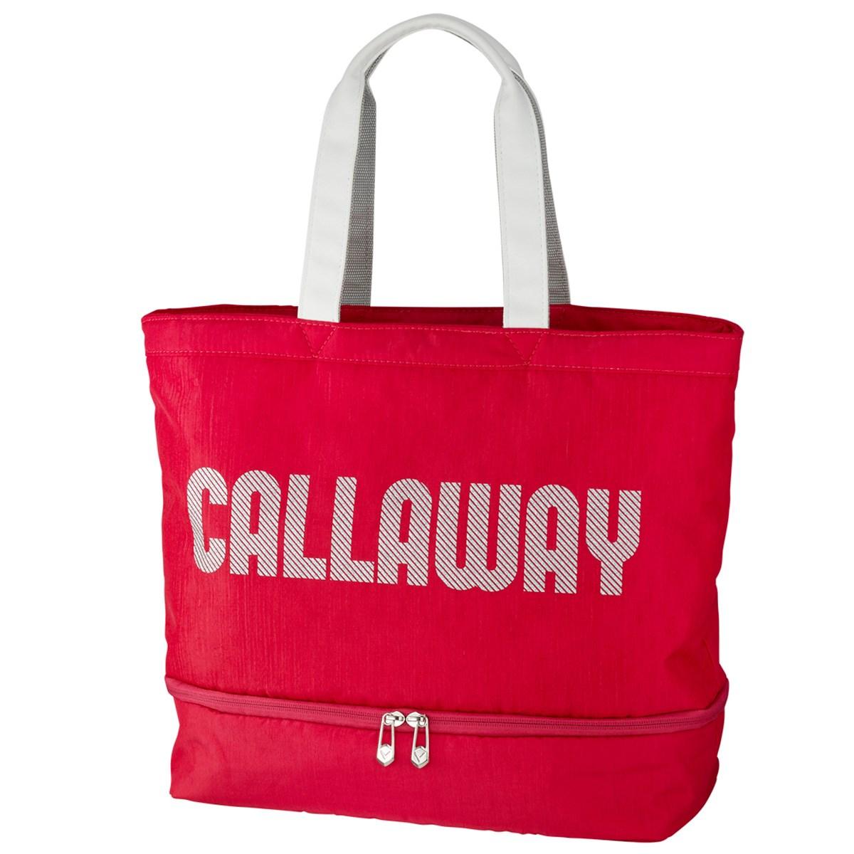 キャロウェイゴルフ Callaway Golf SPL トートバッグ JM レッド レディス