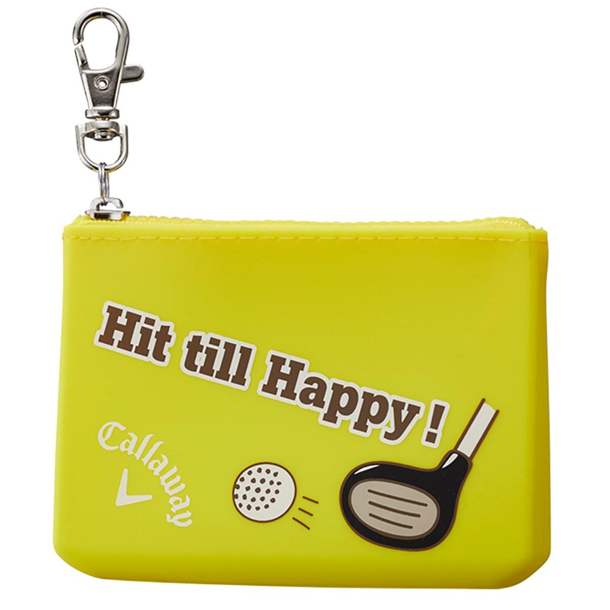 キャロウェイゴルフ Callaway Golf ACTIVE-S ミニケース JM イエロー