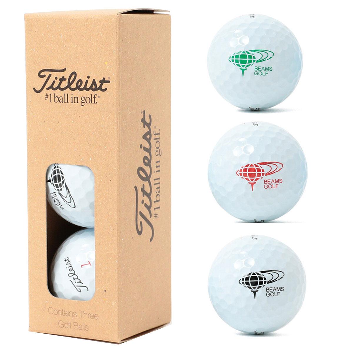 Titleist×BEAMS GOLF Pro V1x ゴルフボール