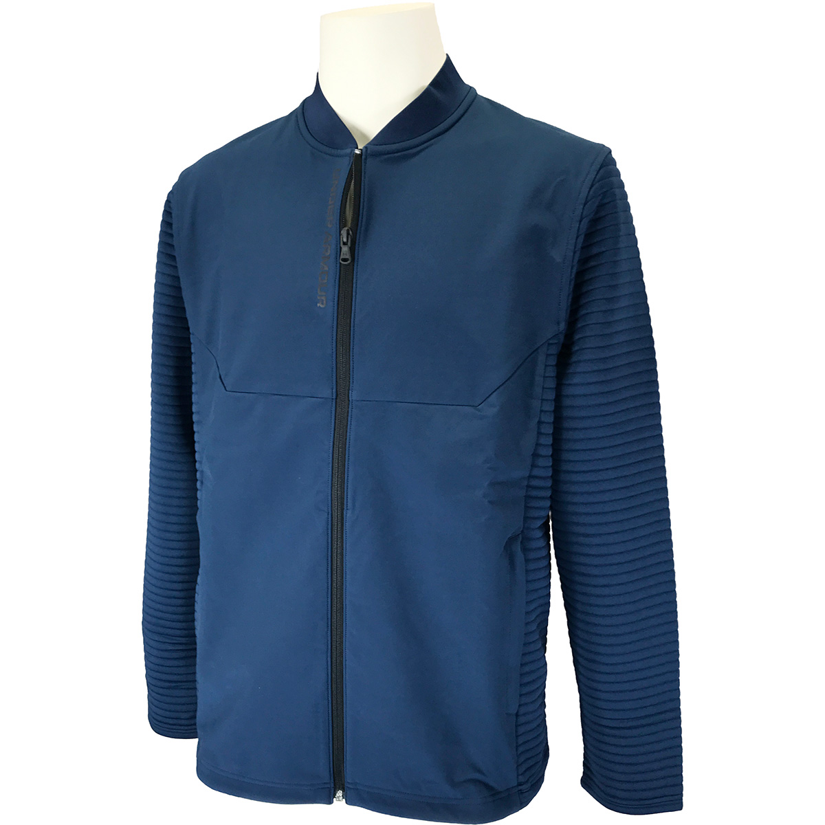 UA ストームエボリューション デイトナフルジップジャケット