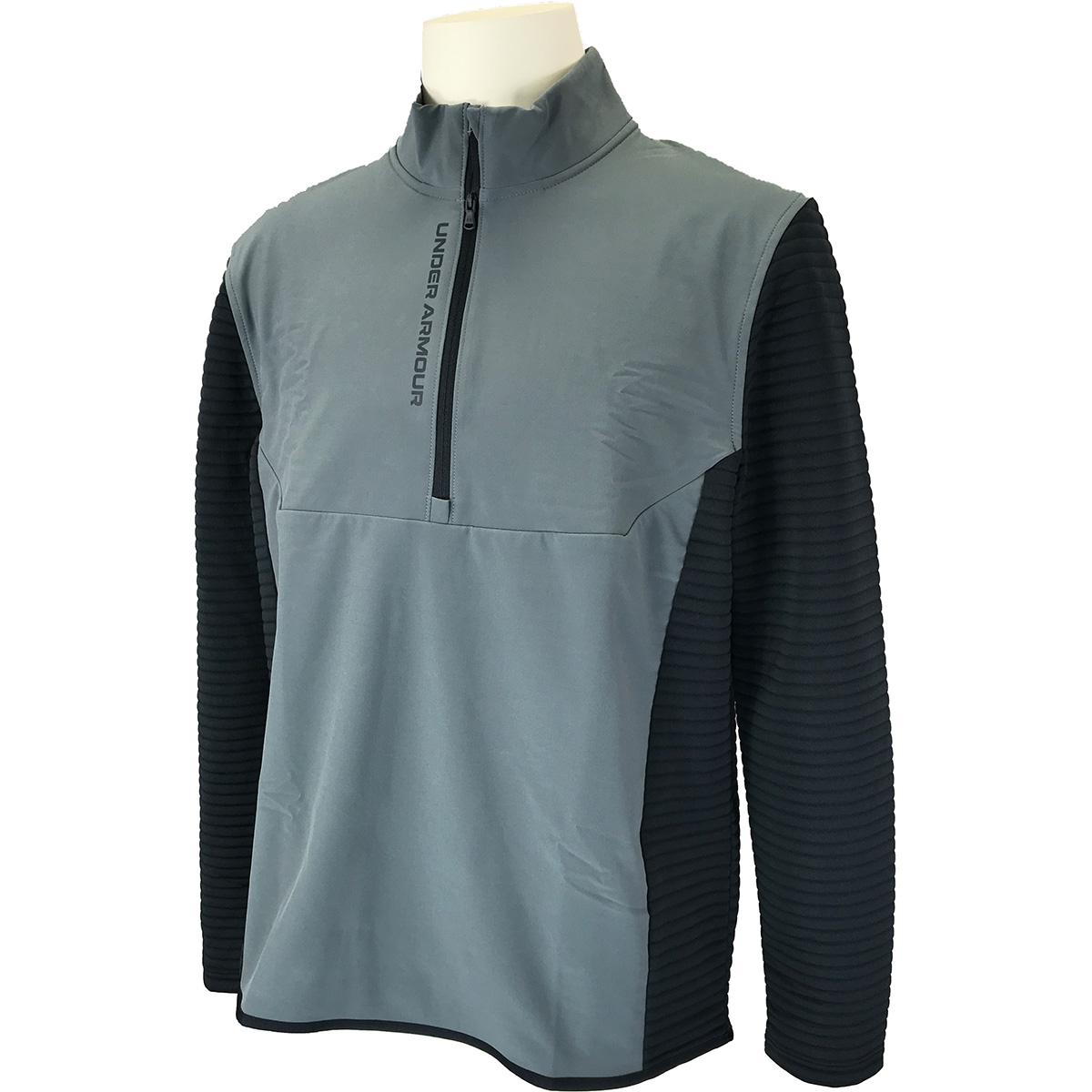 UA ストームエボリューション デイトナハーフジップジャケット