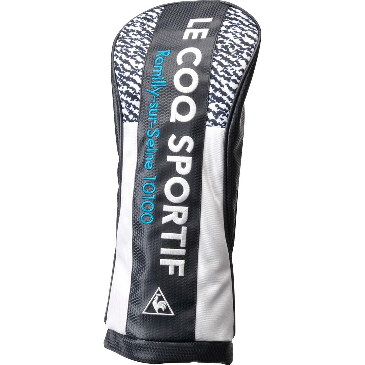 [2020年モデル] ルコックゴルフ Le coq sportif GOLF ヘッドカバー DR用 ネイビー 00 メンズ