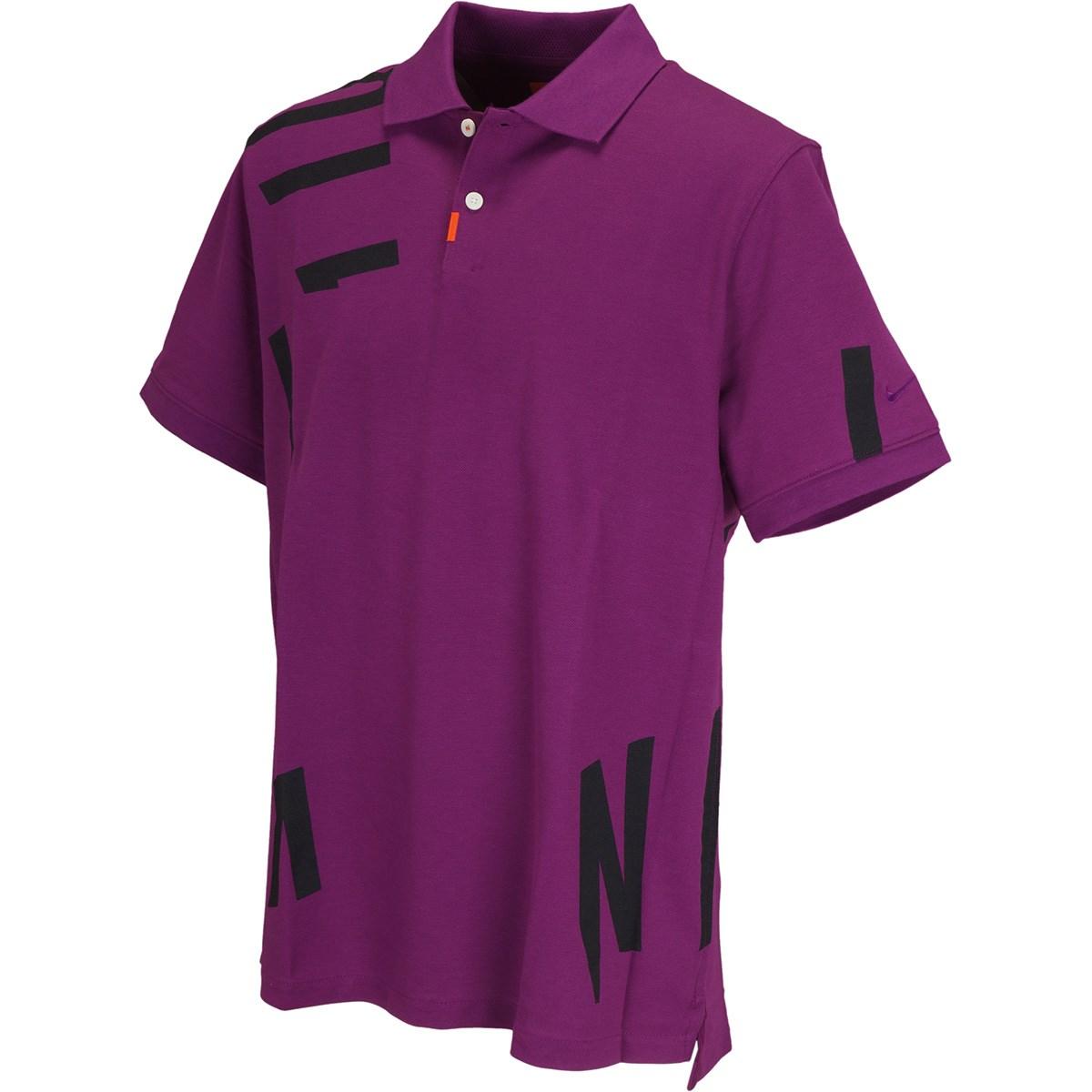 ナイキ(NIKE) GLF HCKD 半袖ポロシャツ