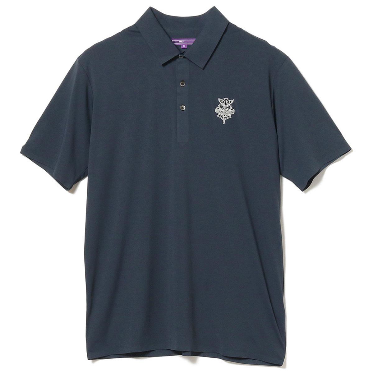 BEAMS GOLF PURPLE LABEL シームレス ポロシャツ