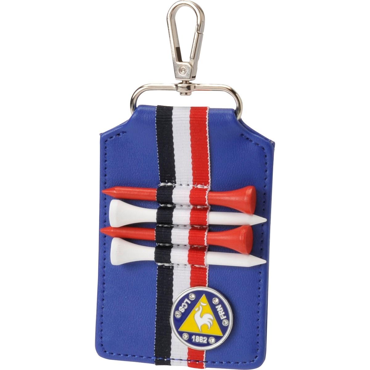 ルコックゴルフ Le coq sportif GOLF ティーホルダー ブルー 00