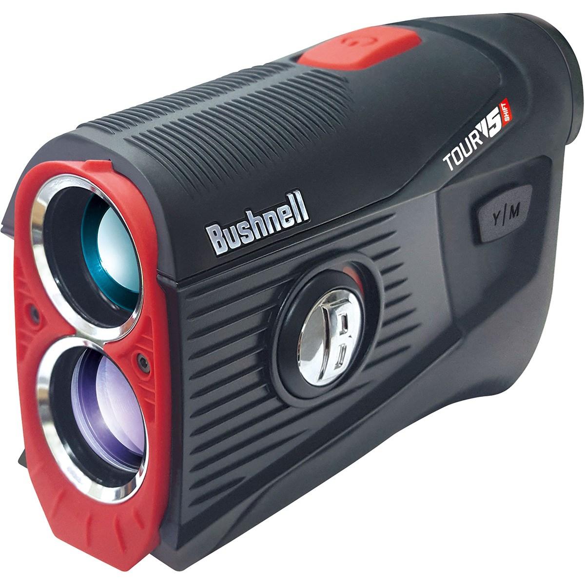 ブッシュネル Bushnell ピンシーカーツアーV5シフトジョルト ブラック/レッド