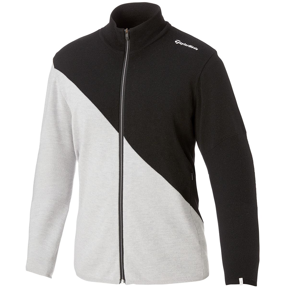 ウールブレンド セータージャケット