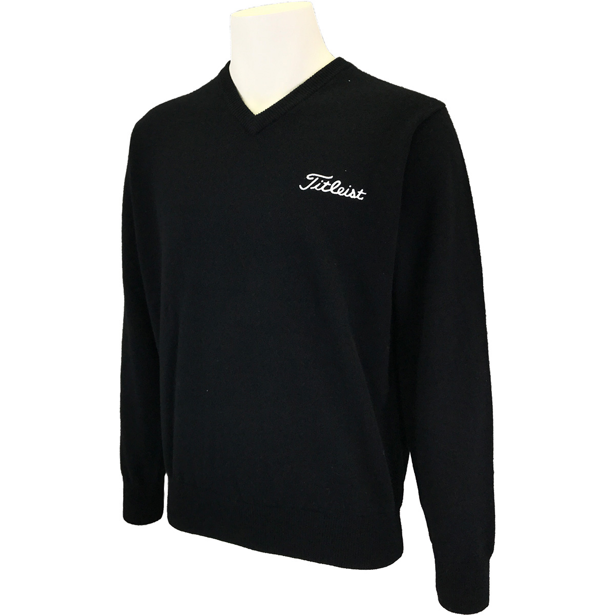 ツアーフラッグシップモデル カシミアVネックセーター
