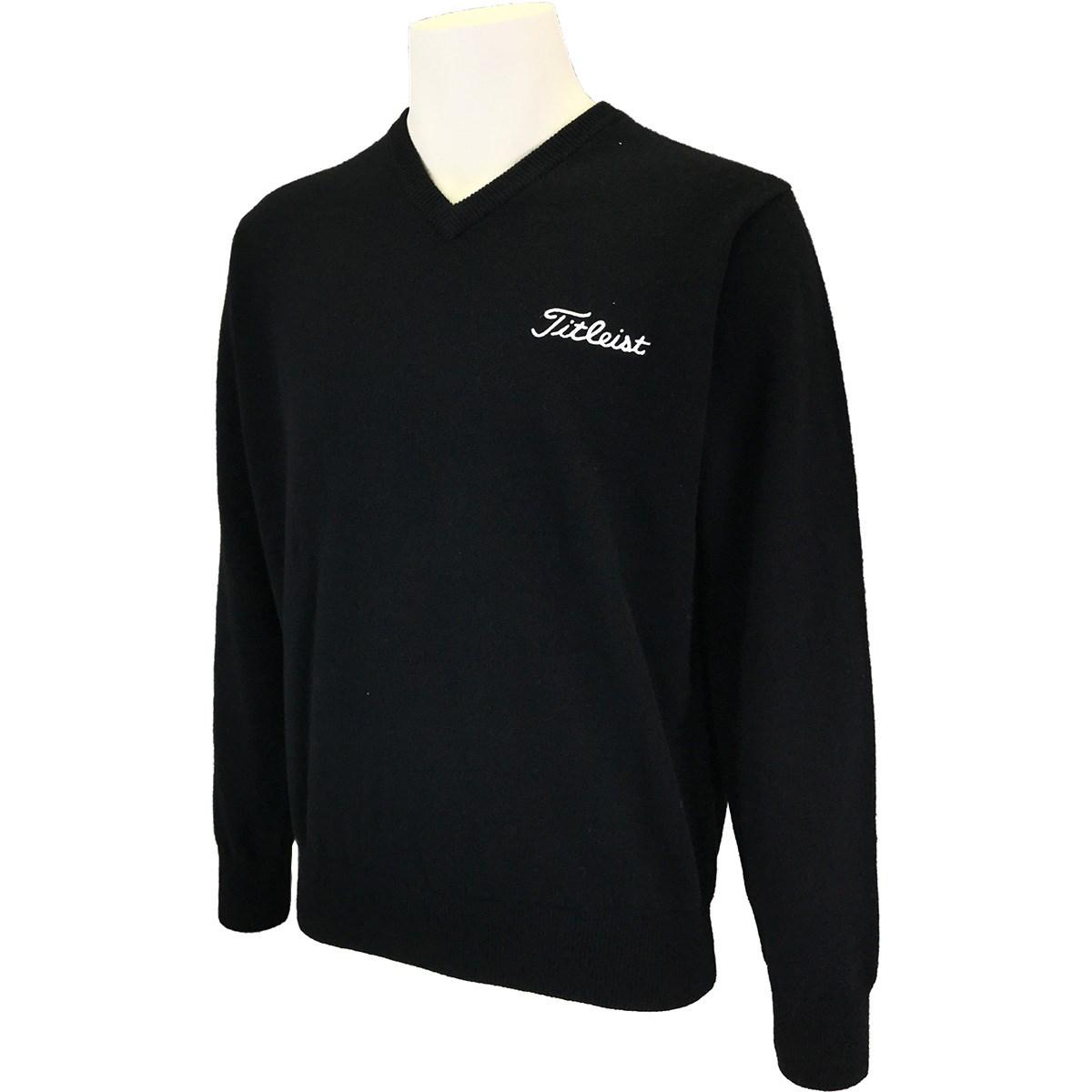 タイトリスト(Titleist) ツアーフラッグシップモデル カシミアVネックセーター