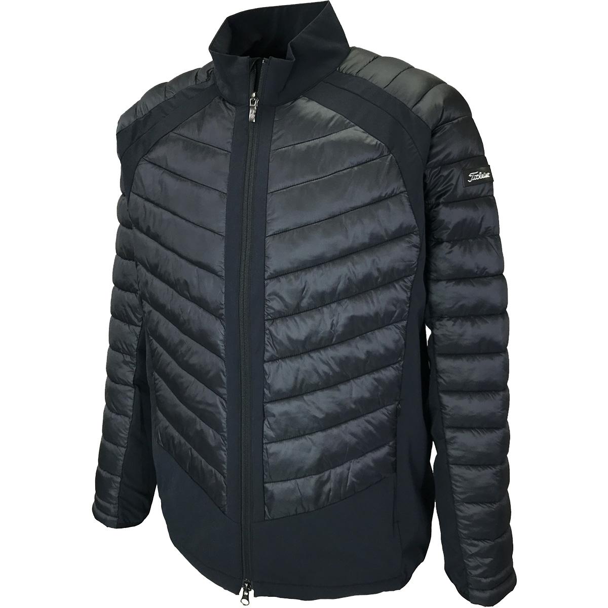ストレッチ ハイブリッド インサレーションジャケット