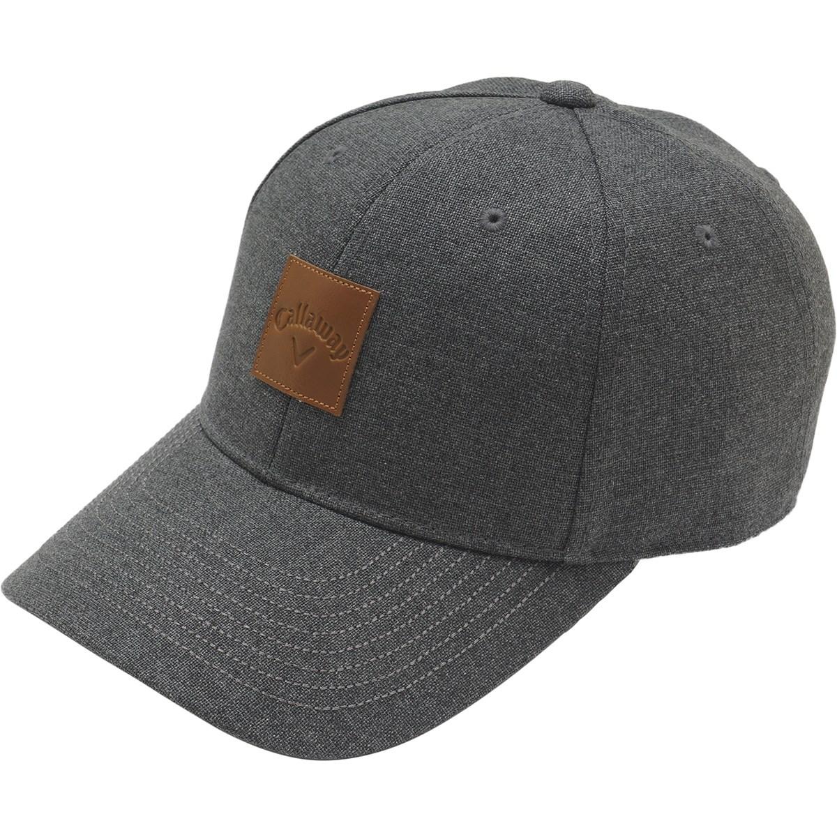 [2020年モデル] キャロウェイゴルフ Callaway Golf ダックキャップ グレー 020 メンズ ゴルフウェア 帽子