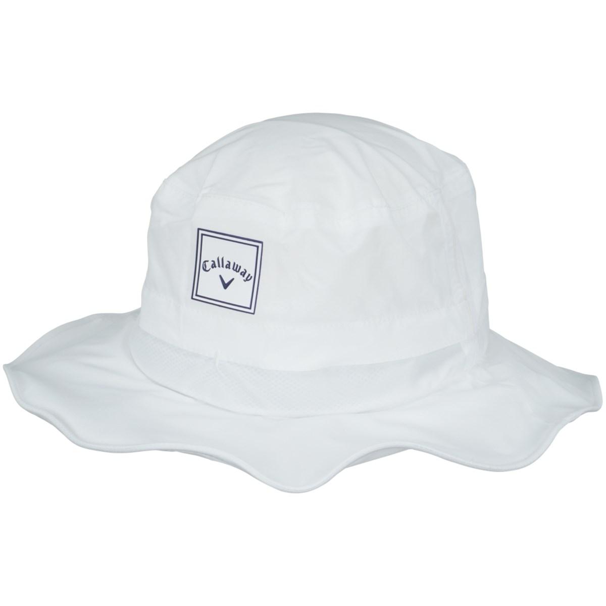 キャロウェイゴルフ Callaway Golf レインハット フリー ホワイト 030