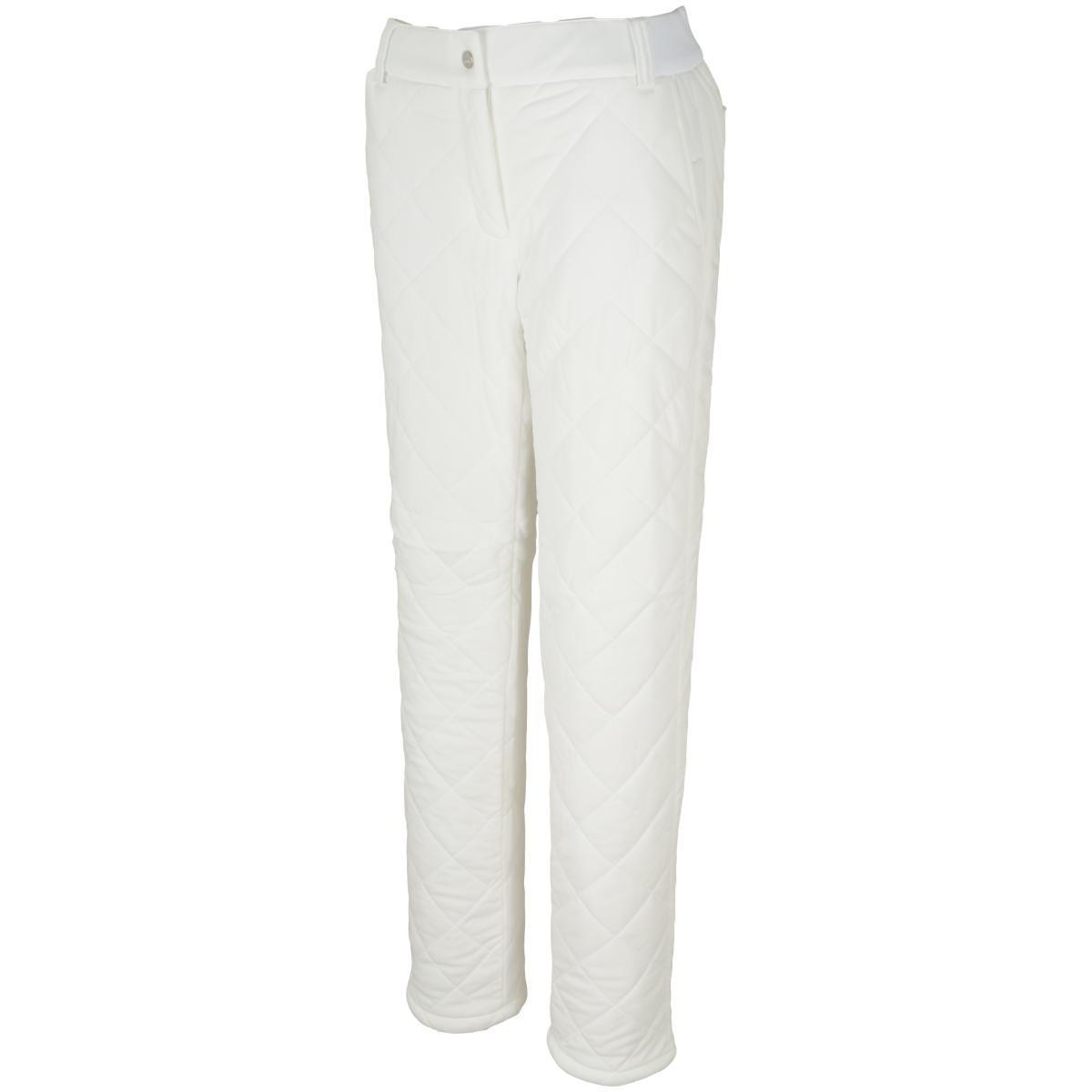 キャロウェイゴルフ Callaway Golf スターストレッチ 中綿パンツ S ホワイト 030 レディス