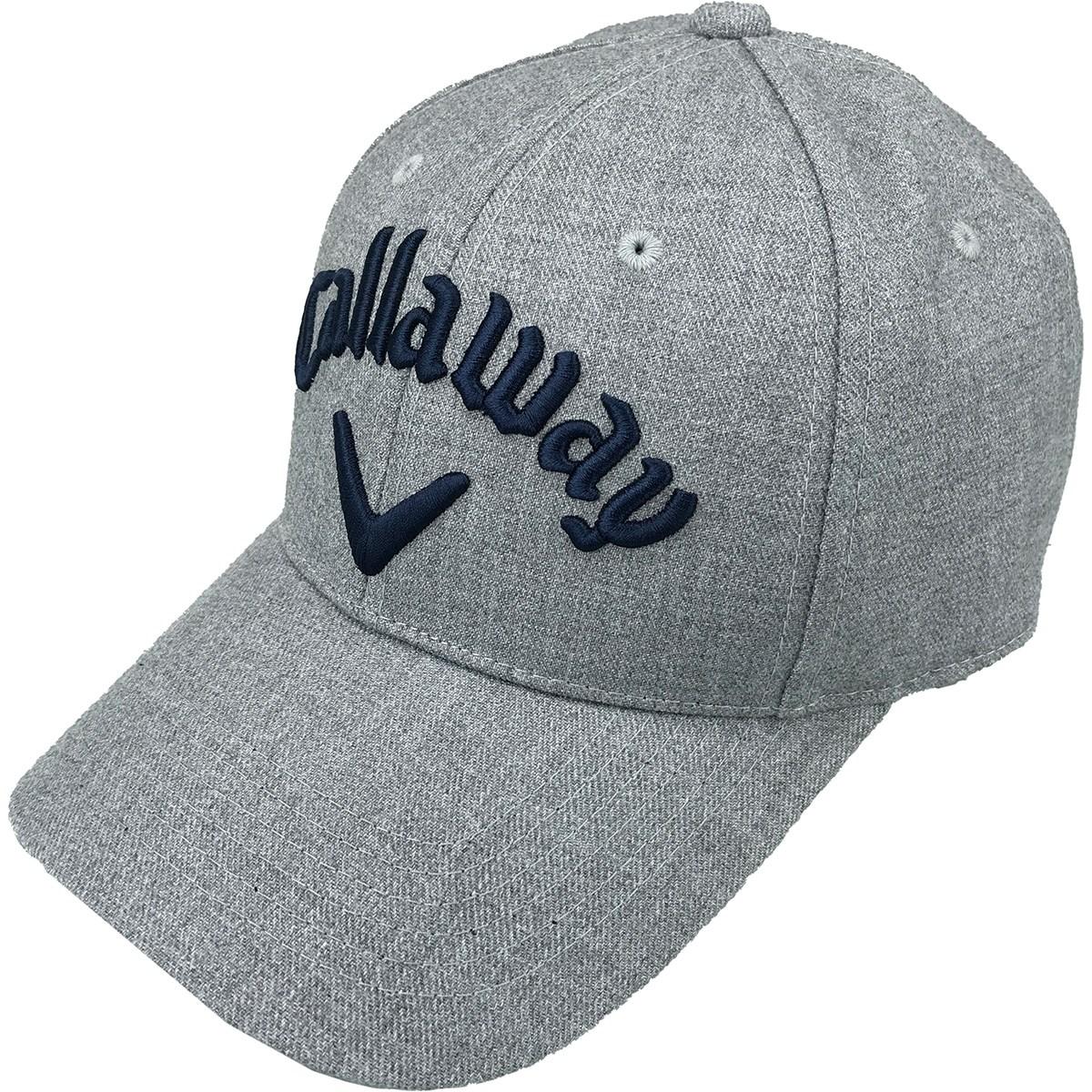 キャロウェイゴルフ Callaway Golf ウールブレンド キャップ JM フリー グレー 020 レディス