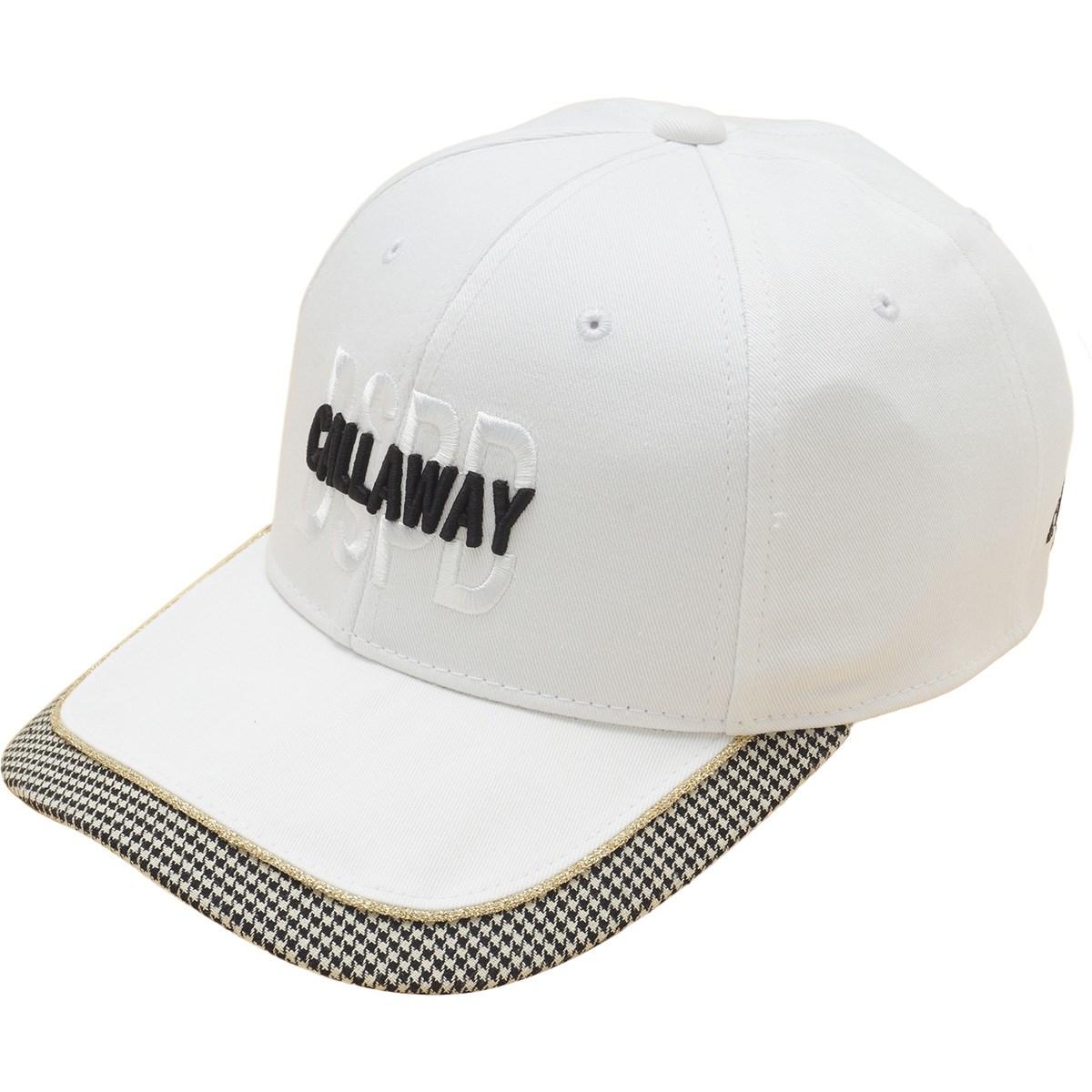 キャロウェイゴルフ Callaway Golf ツイルキャップ フリー ホワイト 030 レディス