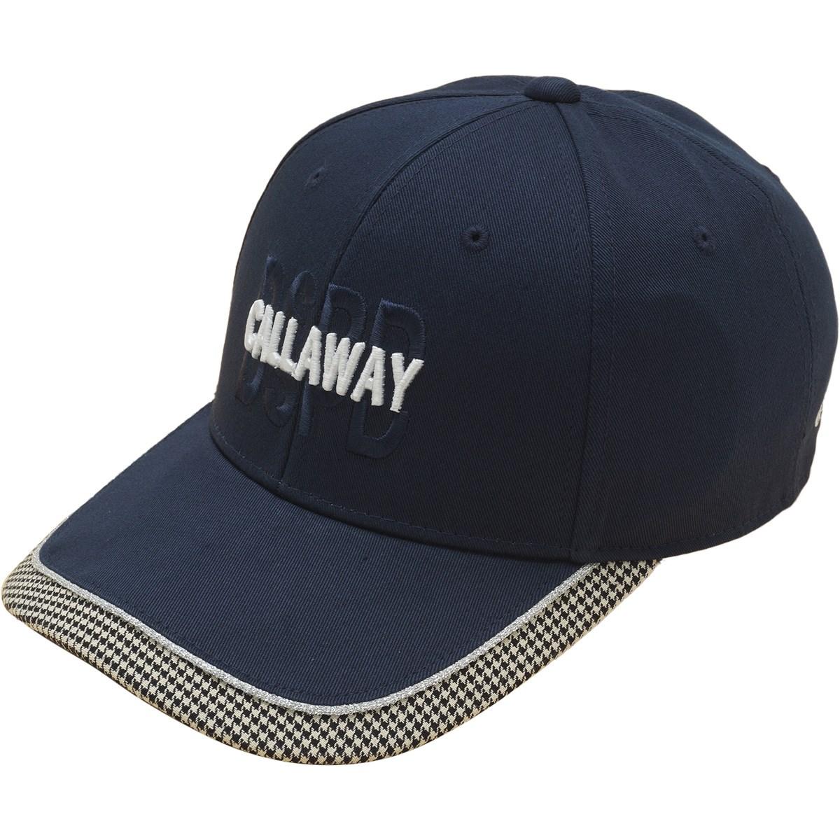 キャロウェイゴルフ Callaway Golf ツイルキャップ フリー ネイビー 120 レディス