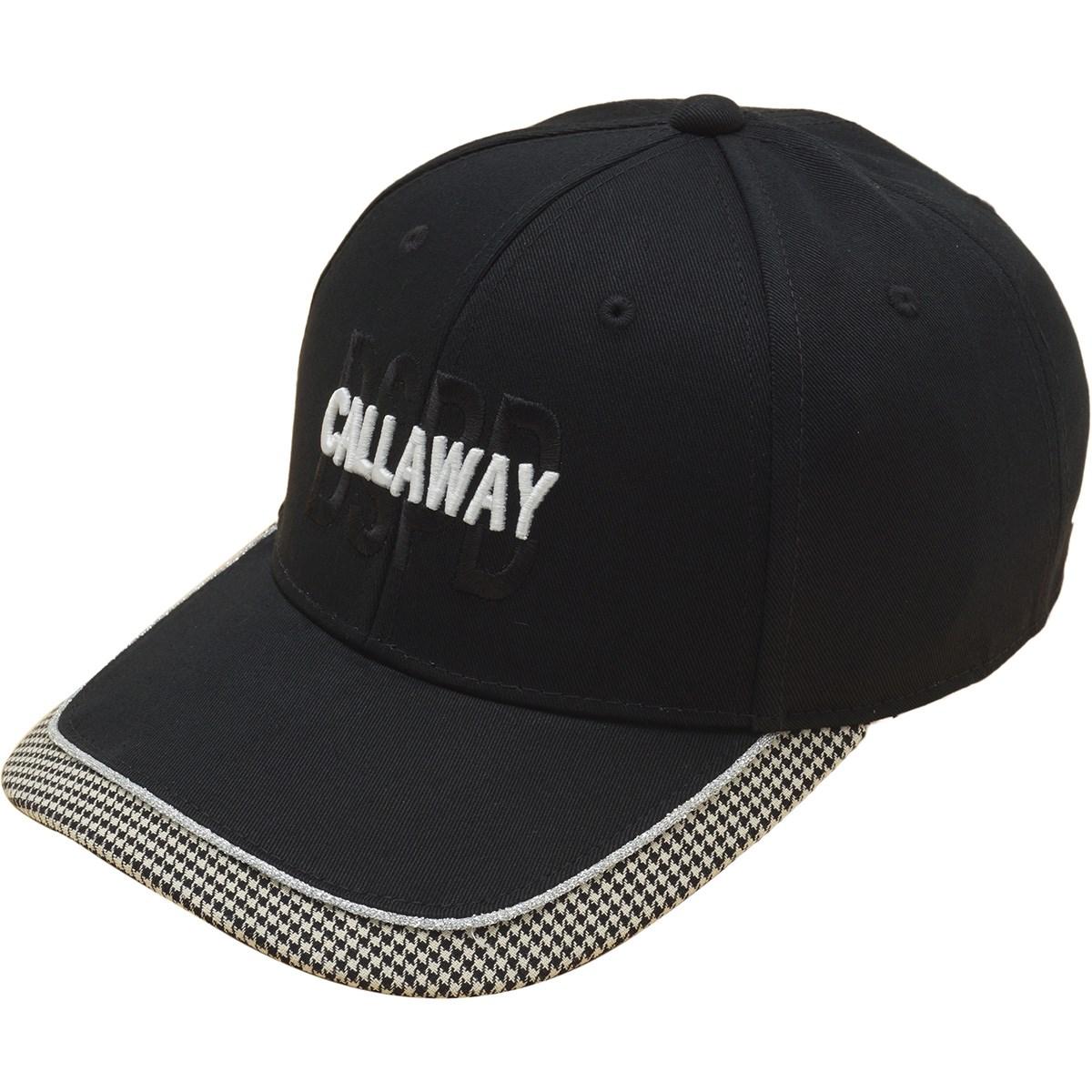 キャロウェイゴルフ Callaway Golf ツイルキャップ フリー ブラック 010 レディス