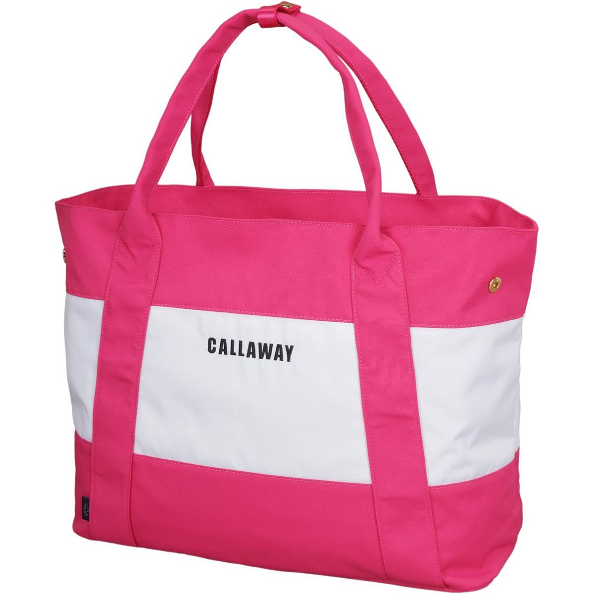 キャロウェイゴルフ Callaway Golf トートバッグ ピンク 090 レディス