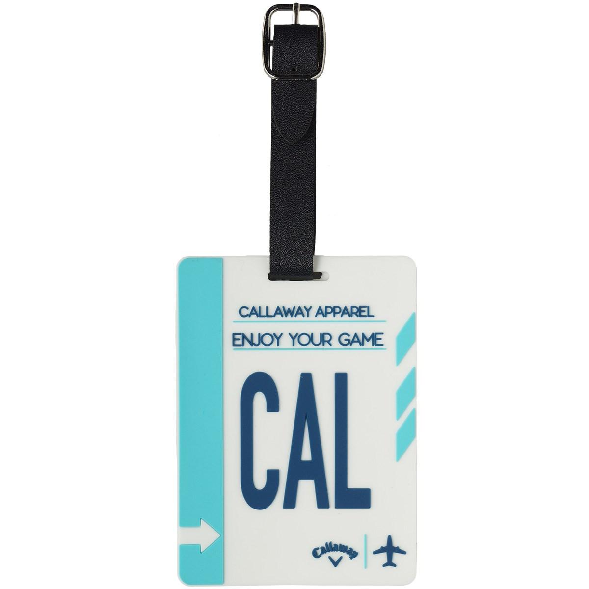キャロウェイゴルフ Callaway Golf シリコンネームタグ ホワイト 030 レディス
