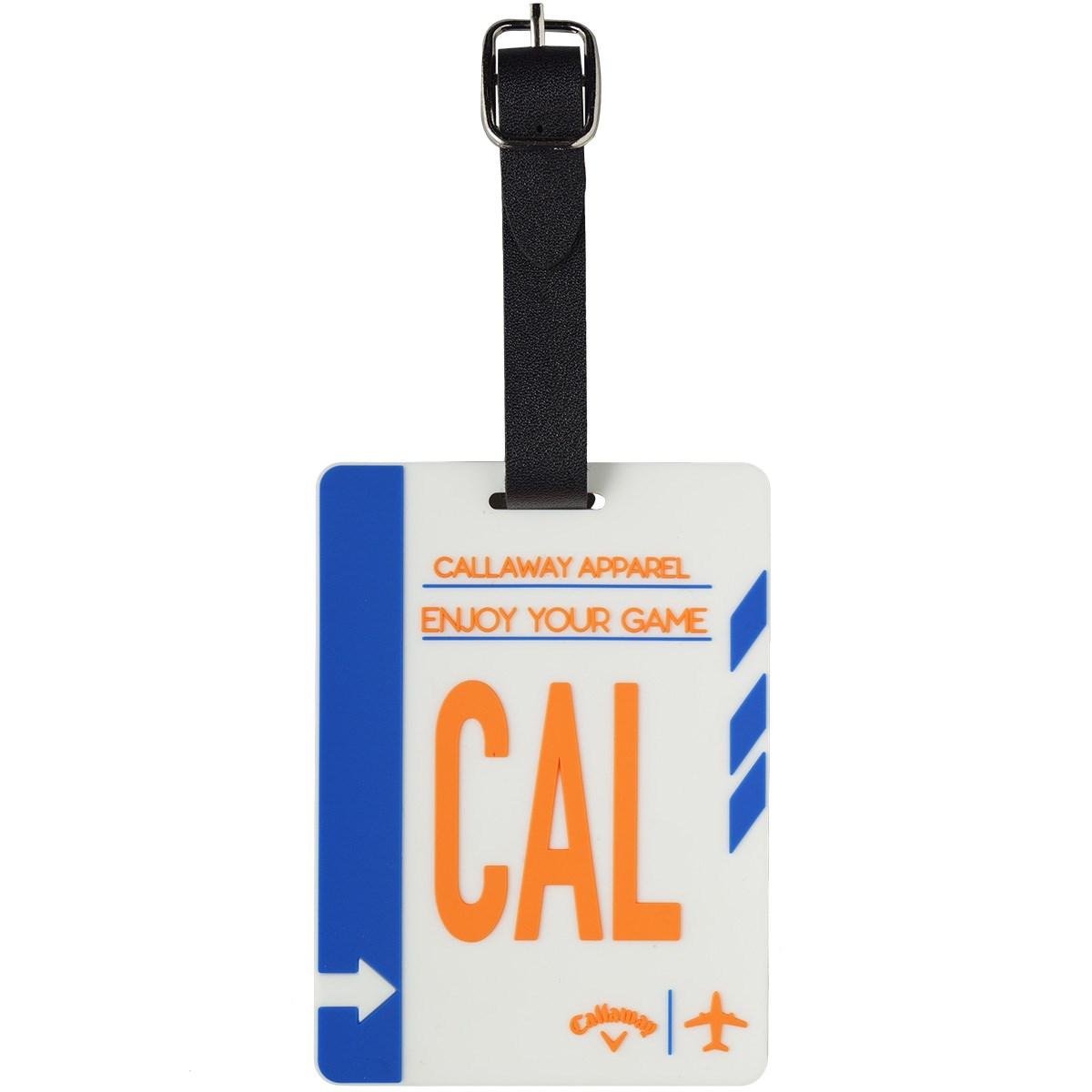 キャロウェイゴルフ Callaway Golf シリコンネームタグ ブルー 110 レディス