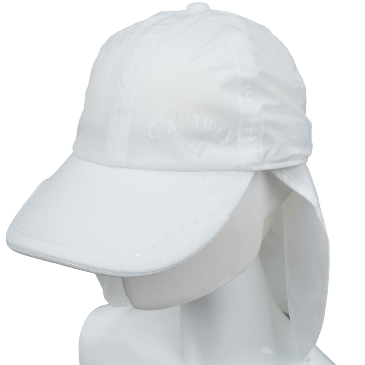 キャロウェイゴルフ Callaway Golf レインキャップ フリー ホワイト 030 レディス