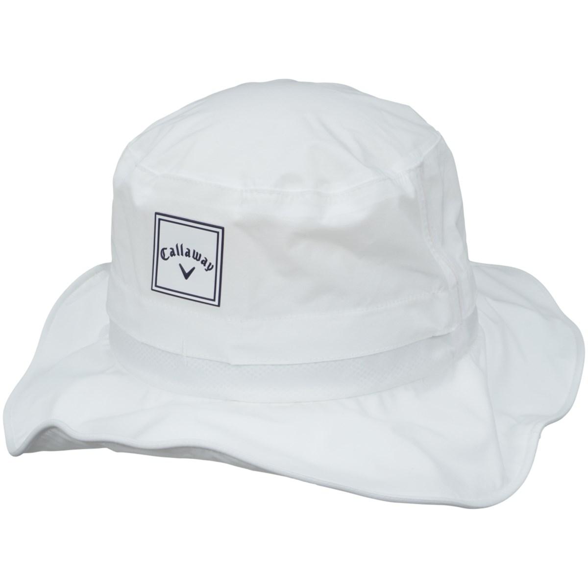 キャロウェイゴルフ Callaway Golf レインハット フリー ホワイト 030 レディス