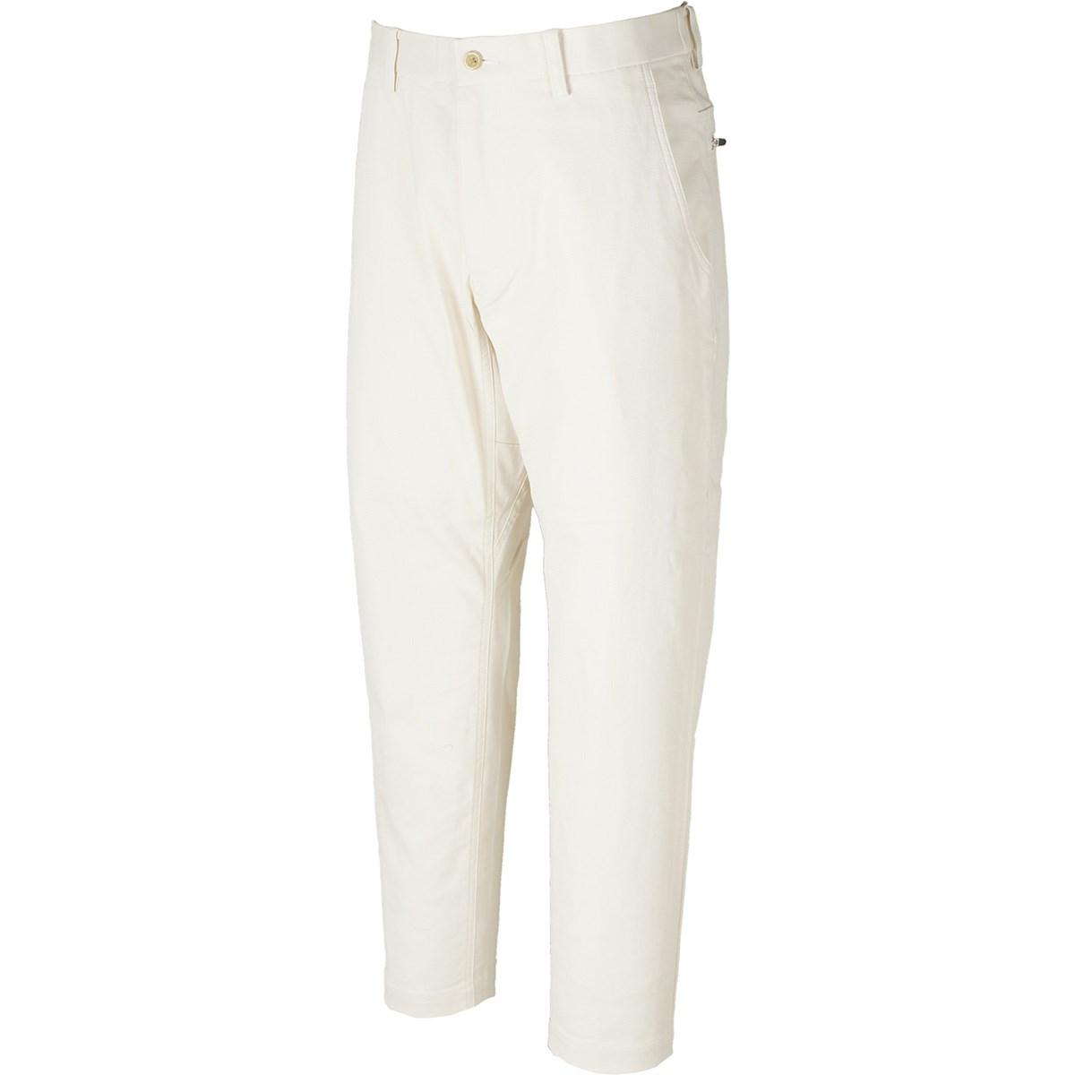 マンシングウェア Munsingwear 9分丈ストレッチクライムパンツ 79 ホワイト 00