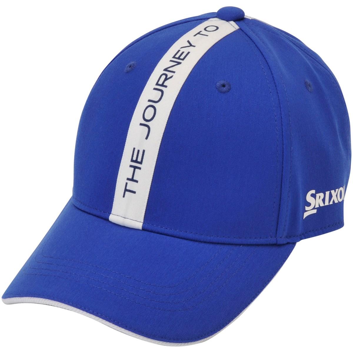 スリクソンゴルフ SRIXON タイポグラフィデザインキャップ フリー ブルー 00