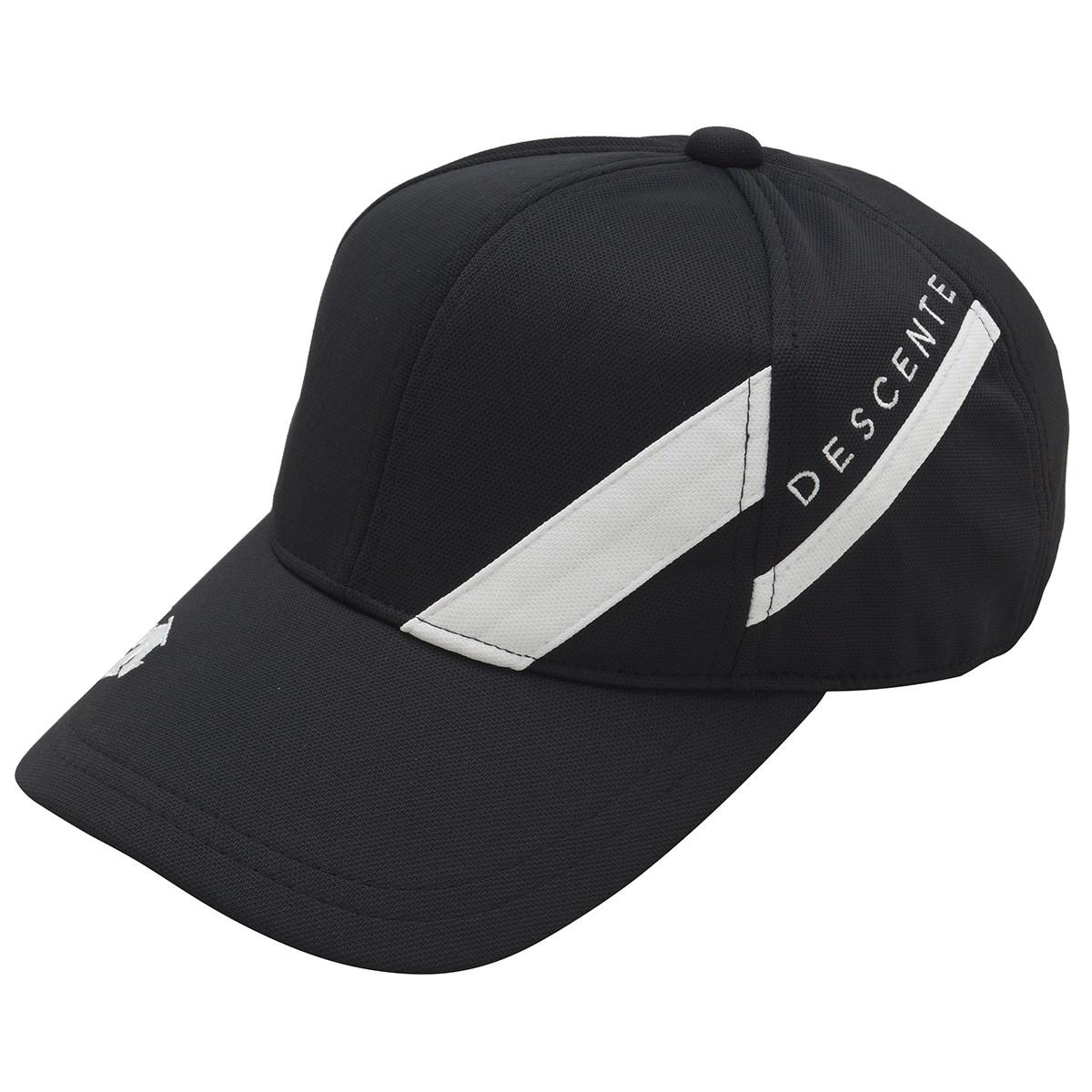 デサントゴルフ DESCENTE GOLF キャップ フリー ブラック 00