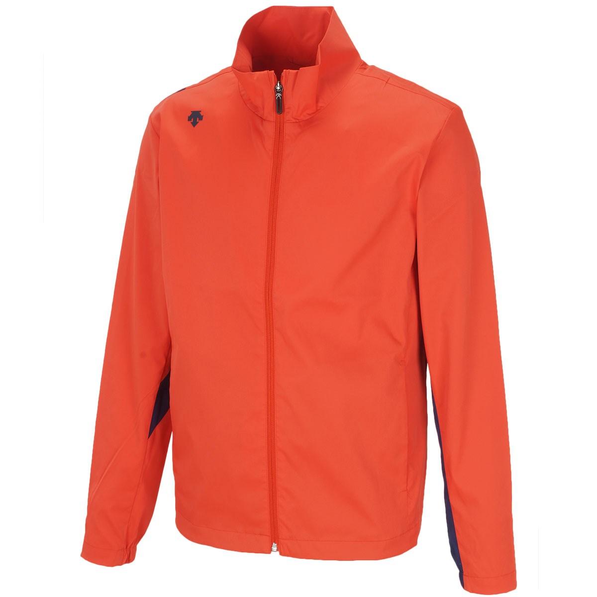 デサントゴルフ(DESCENTE GOLF) フィッティブライトツイルストレッチライジング切り替えジャケット