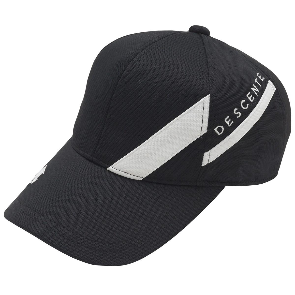 デサントゴルフ DESCENTE GOLF キャップ フリー ブラック 00 レディス