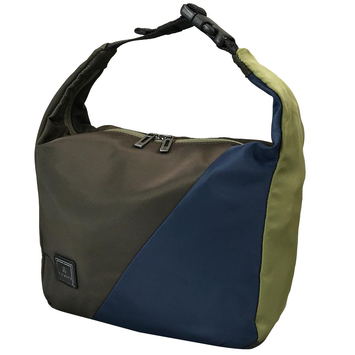 切り替えデザインカートバッグ