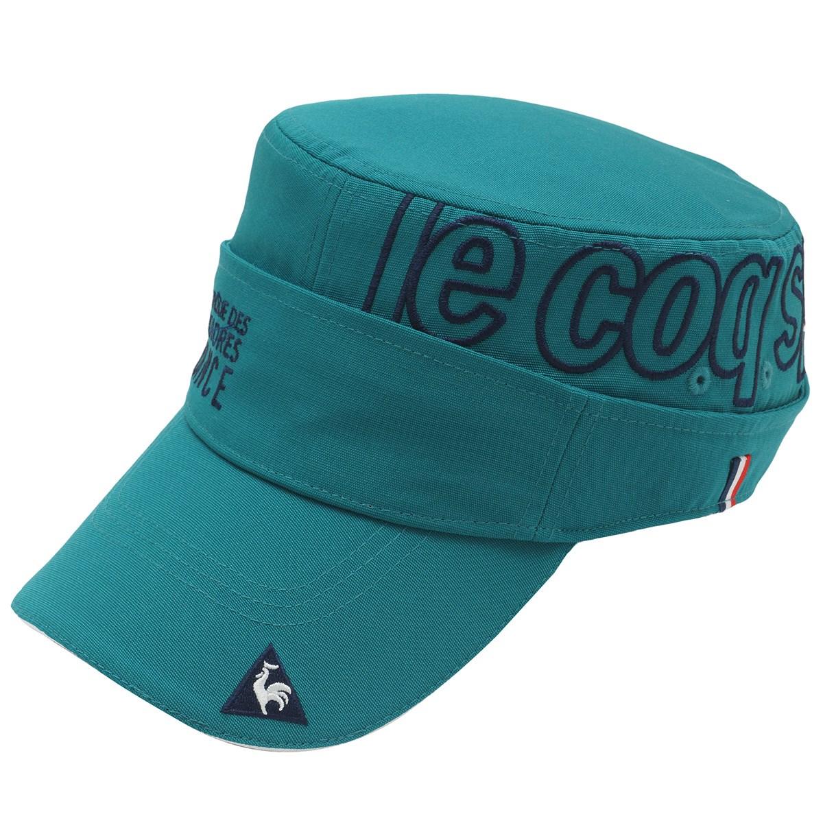 ルコックゴルフ Le coq sportif GOLF 2WAYドゴールキャップ フリー ブルー 00