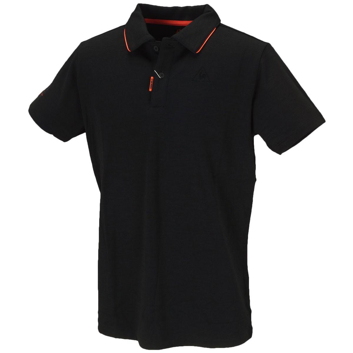 ルコックゴルフ マナードウール半袖ポロシャツ