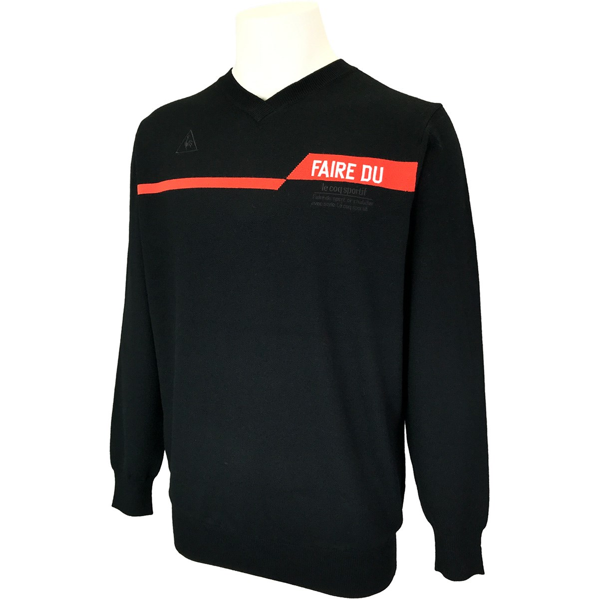 ルコックゴルフ RIJOUME プレーティングセーター