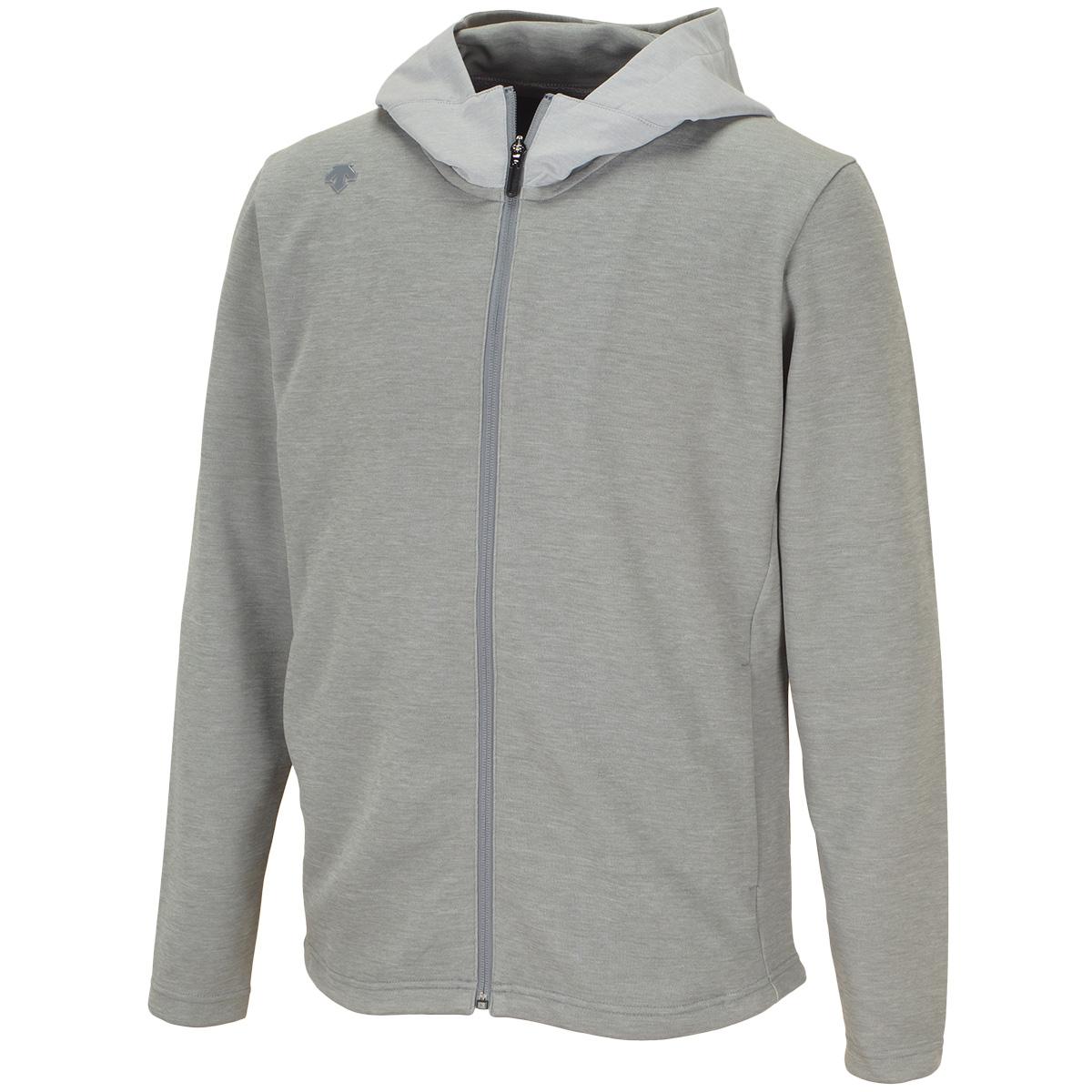 アクセンシャルゼブラECO×ストレッチ中綿ジャージージャケット