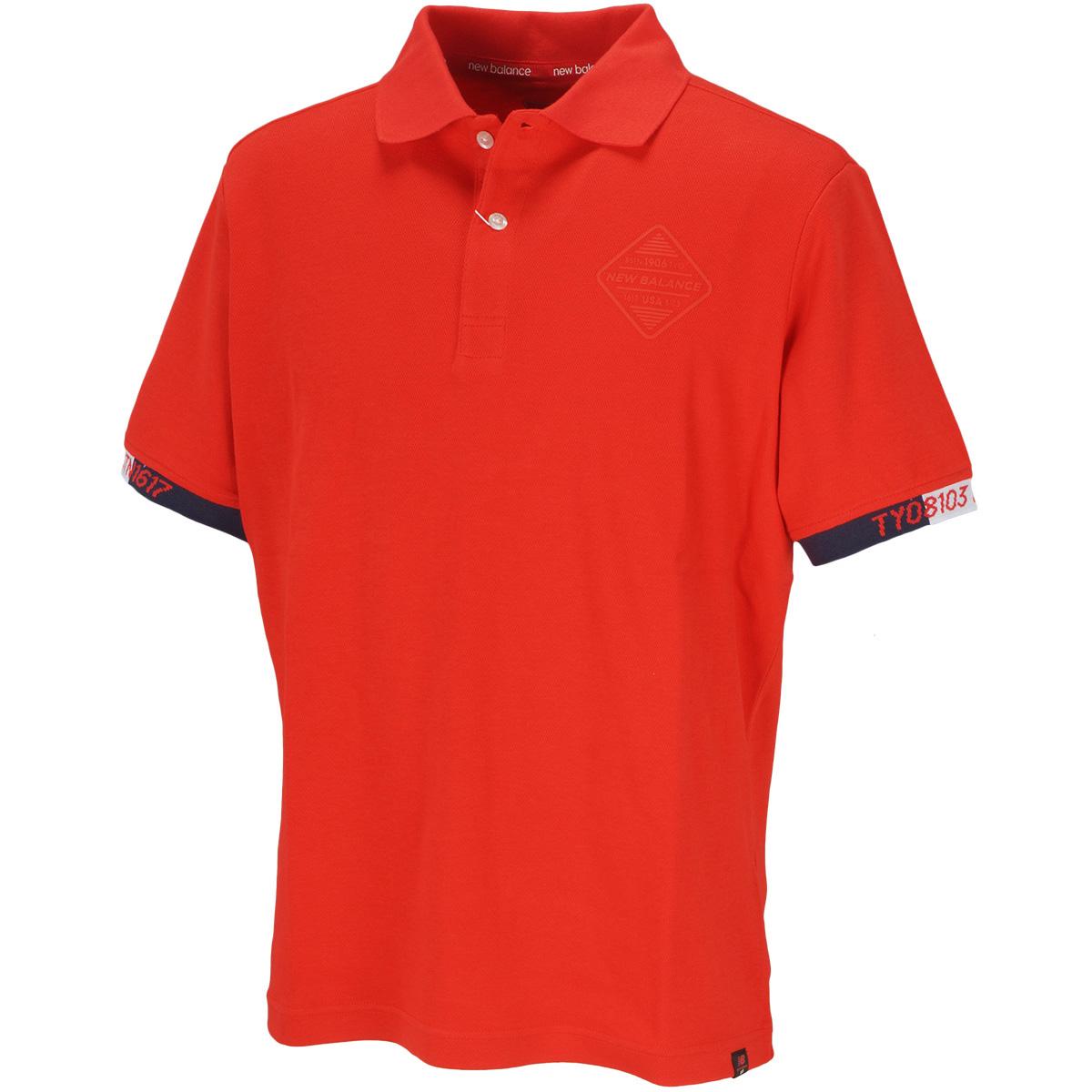 METRO 半袖ポロシャツ