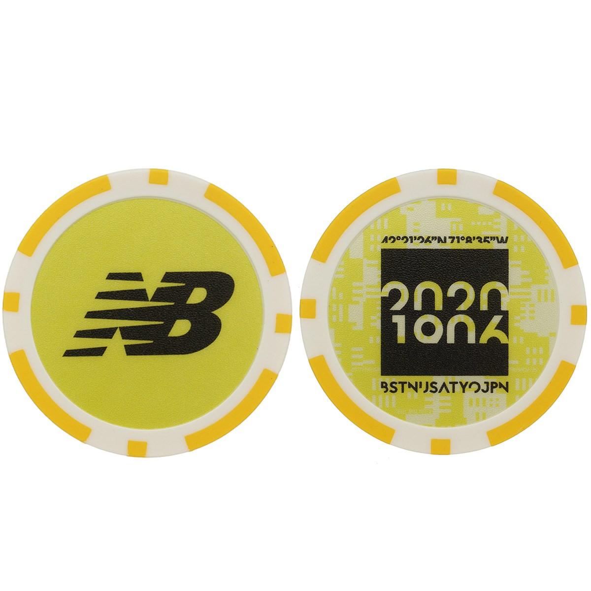 ニューバランス New Balance SPORT リバーシブルカジノマーカー イエロー 060