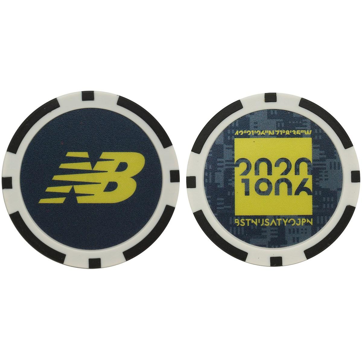ニューバランス New Balance SPORT リバーシブルカジノマーカー ブルー 112
