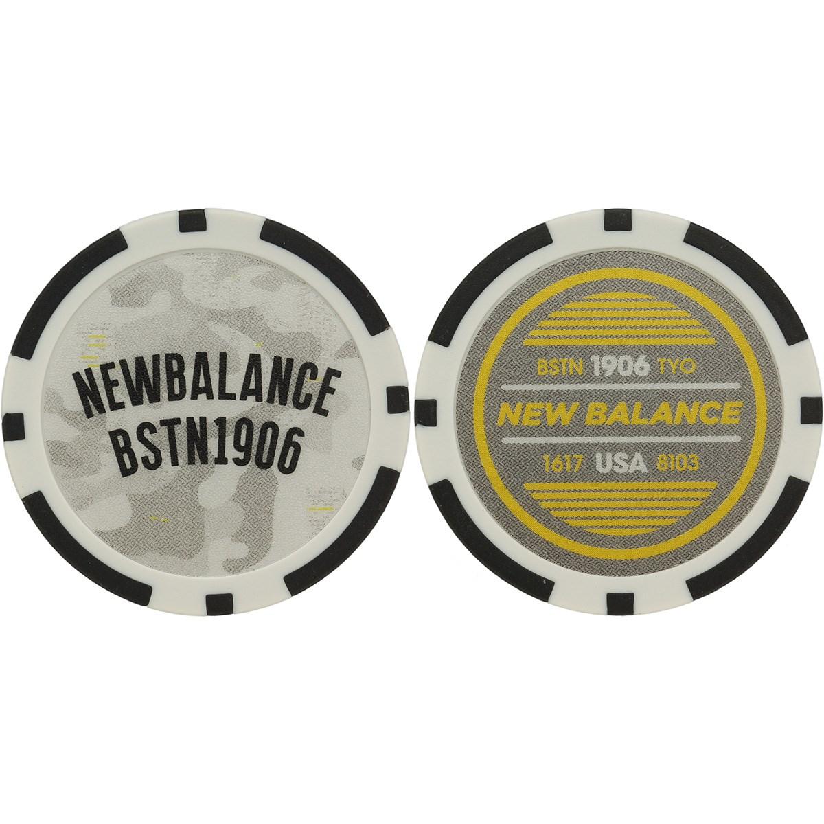 ニューバランス New Balance METRO リバーシブルカジノマーカー ホワイト 030
