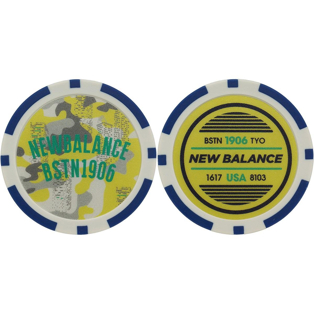 ニューバランス New Balance METRO リバーシブルカジノマーカー イエロー 060