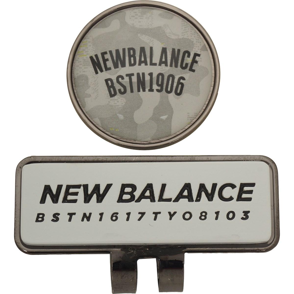 ニューバランス New Balance METRO クリップマーカー ホワイト 030