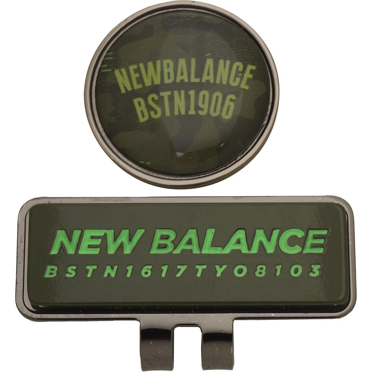 ニューバランス New Balance METRO クリップマーカー カーキ 181
